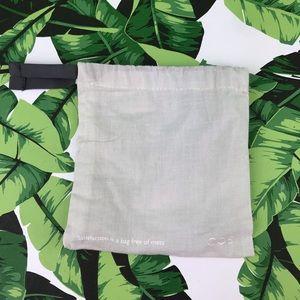 5 for $25 COS Cream Dustbag